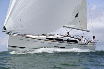 Dufour 375 Grand Large (3Cab)