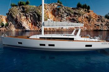 Oceanis 55 (5Cab)