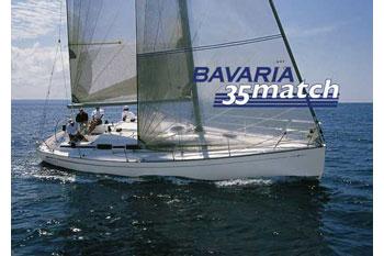 Bavaria 35 Match (2Cab)