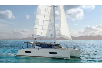 Fountaine Pajot 40 (4Cab)