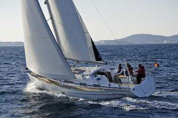 Bavaria 38 Cruiser (3Cab)