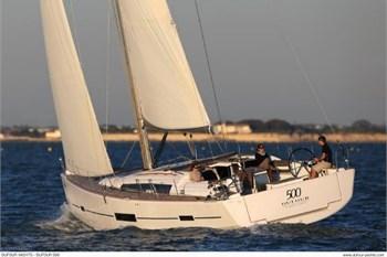 Dufour 500 Grand Large (5Cab)