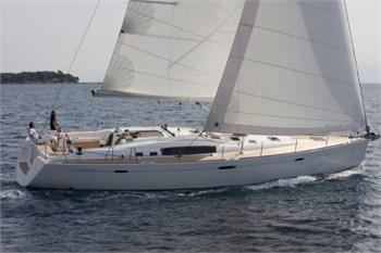 Oceanis 54 (4+1Cab)
