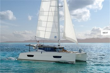 Fountaine Pajot 40 (3Cab)