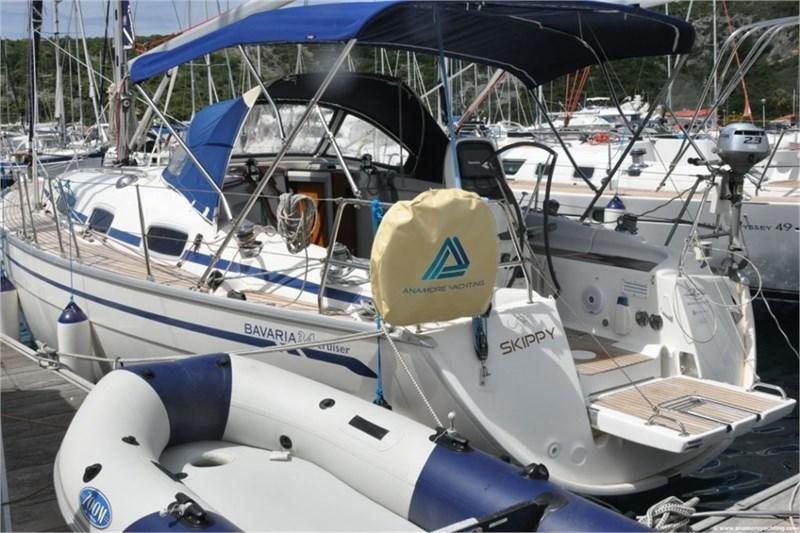 Sailing Yacht Bavaria 34 Cruiser Skippy