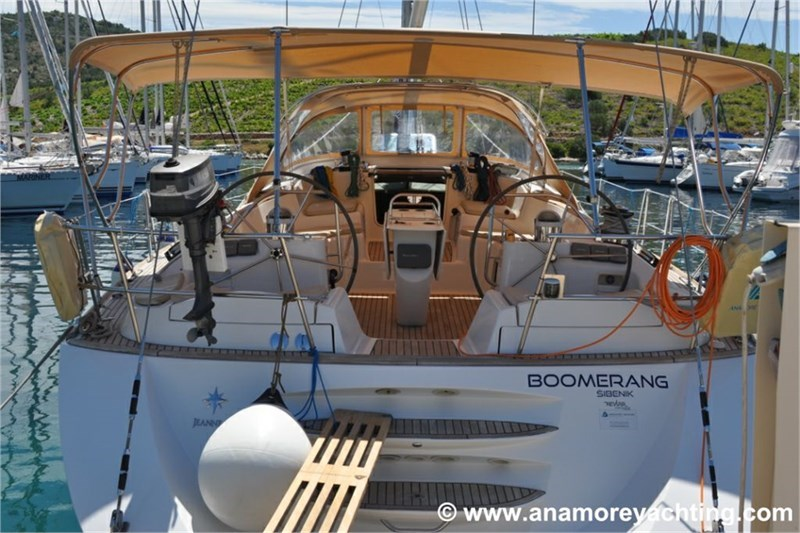 Sailing Yacht Sun Odyssey 54 Ds Boomerang