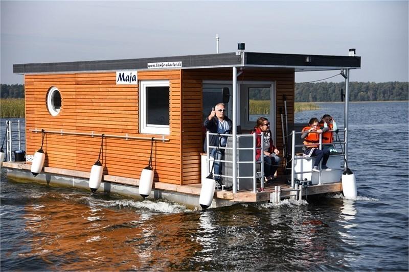 Hausboot Maja