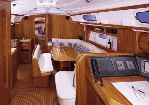 Bavaria 42 Cruiser (3Cab)-Okeanis